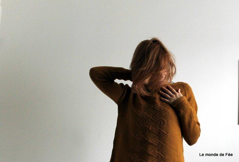 Tolmie sweater - Un peu de lumière