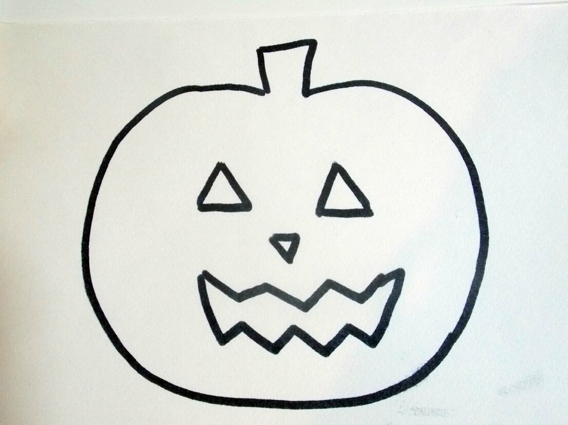 great with masque citrouille halloween a imprimer - Dessin Citrouille D Halloween