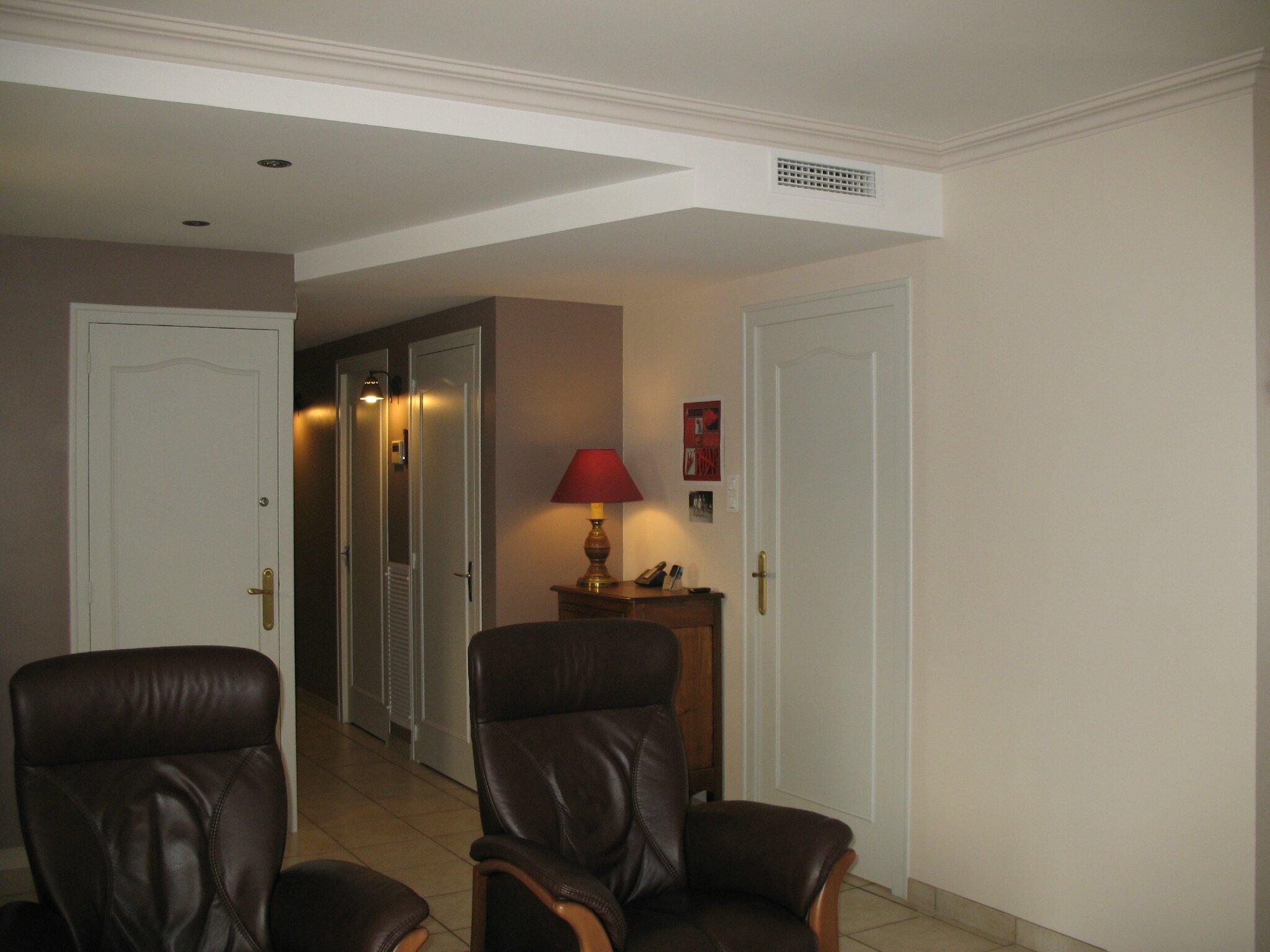 gainable en faux plafond actualit pac evolution. Black Bedroom Furniture Sets. Home Design Ideas
