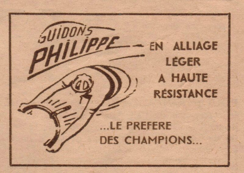 guidon philipe MP 1949
