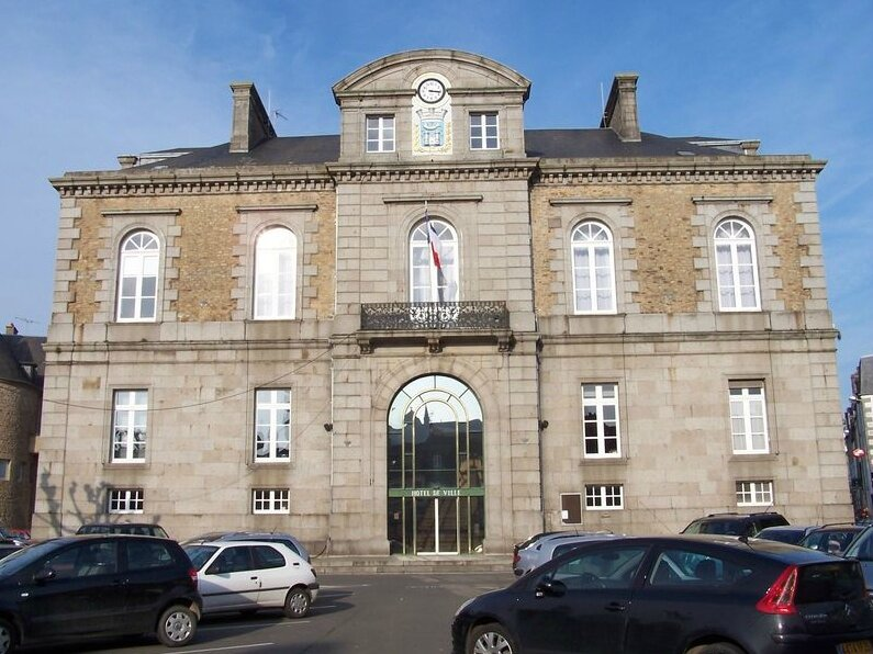 mairie Avranches