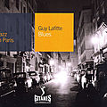 Guy Lafitte - 1969 - Jazz In Paris, Blues (Gitanes)