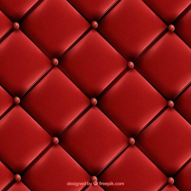 rouge sellerie cuir