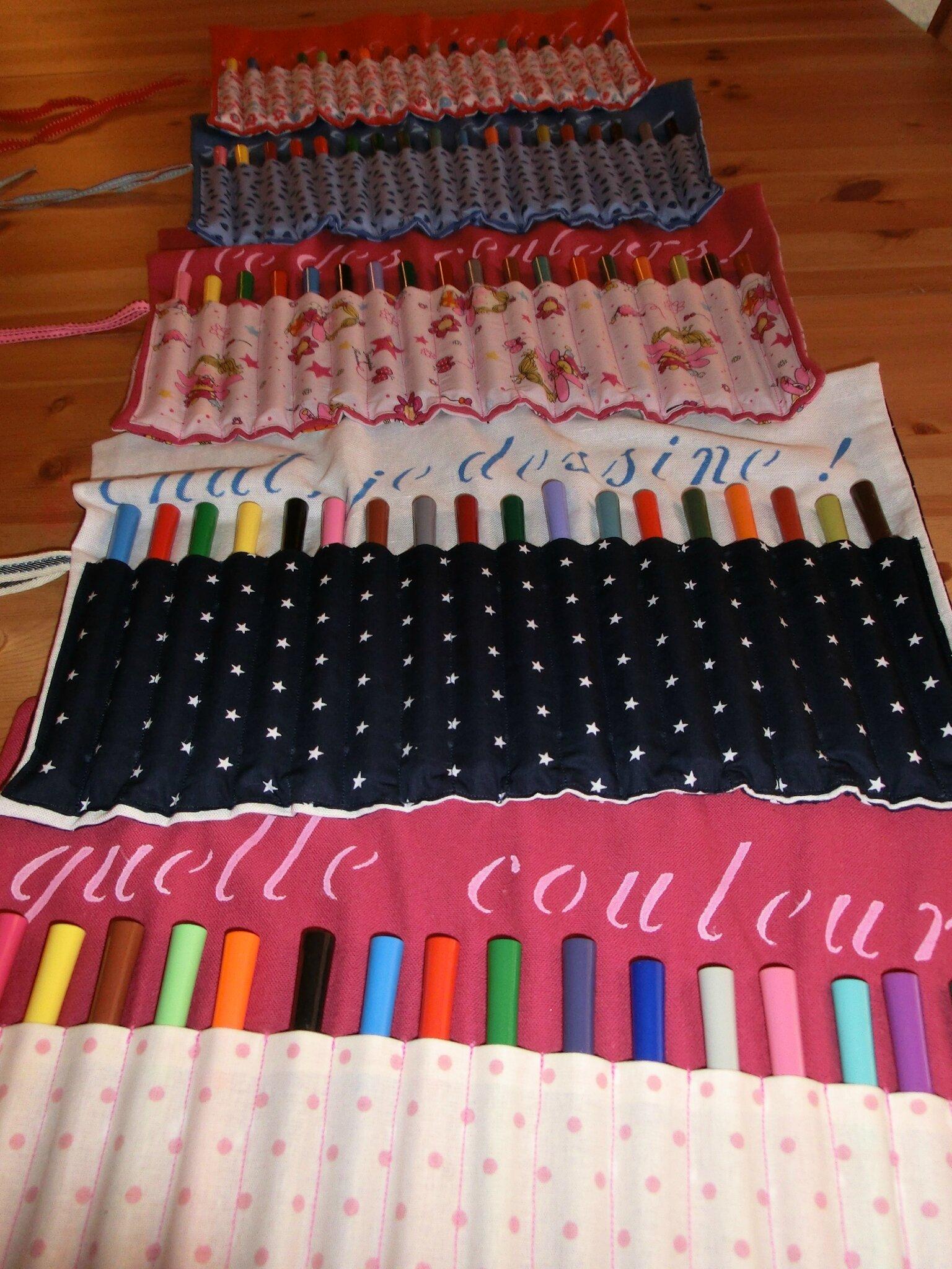 de la couleur plein de couleurs sewing gum sweet memories. Black Bedroom Furniture Sets. Home Design Ideas