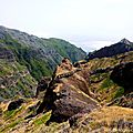 Pico Areeiro - Pico Ruivo