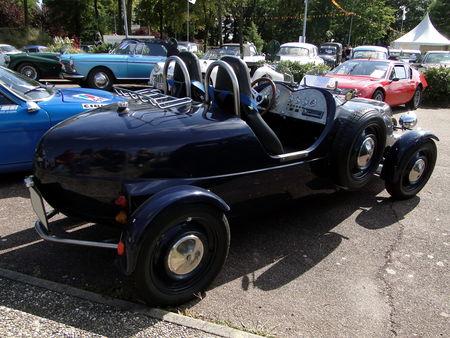 Lomax 2cv6 roadster 4 roues 1989 Bourse de Crehange 2009 2