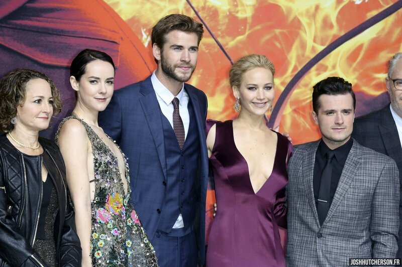 Hunger Games_Mockingjay Part 2 - Berlin Premiere 08