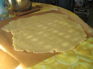 Test mes gâteaux 5 en 1 Happycom Tarte au chocolat20