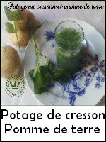 index potage de cresson