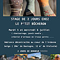 Stage & ateliers