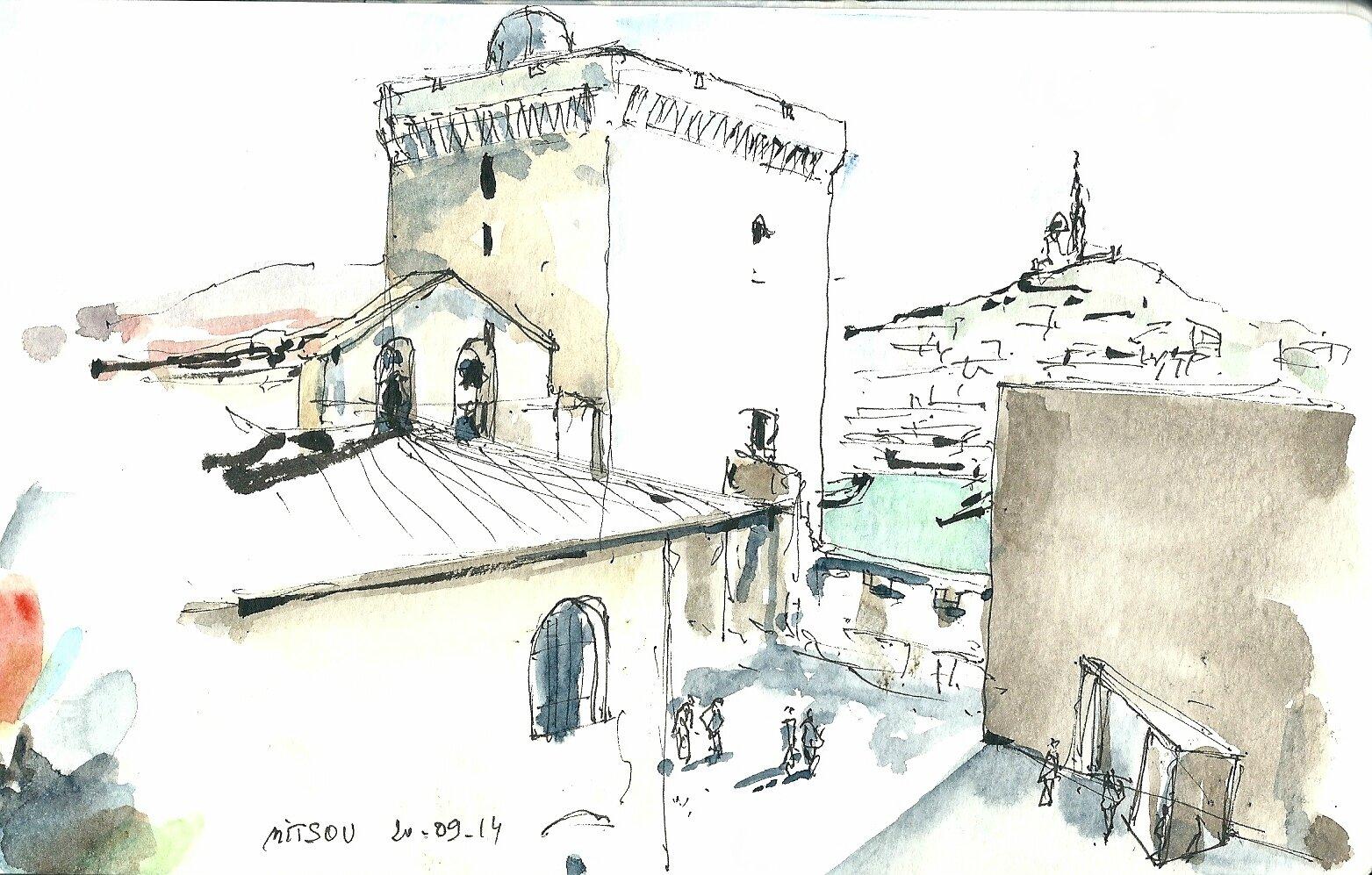 Marseille UsKF 2ème coup d 'oeil