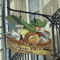 Enseignes - shop sign