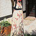 Ma toute première robe