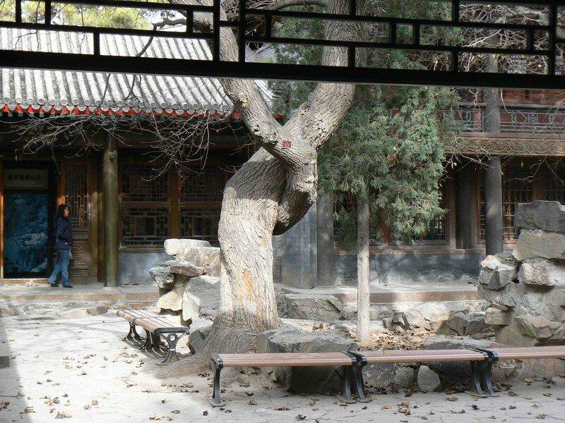 Chambre de l'empereur Chengde - Bishu shanzhouan