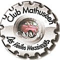 B196. CLUB MATHUSEEN DES VIEILLES MECANIQUES