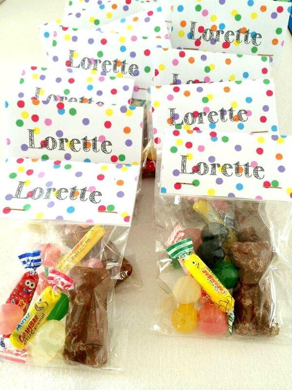 Pochettes Lorette 2