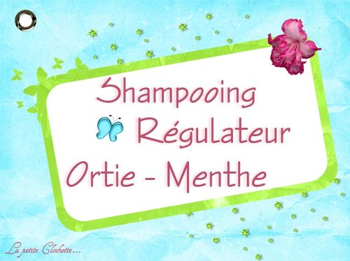 Shampooing Ortie-Menthe