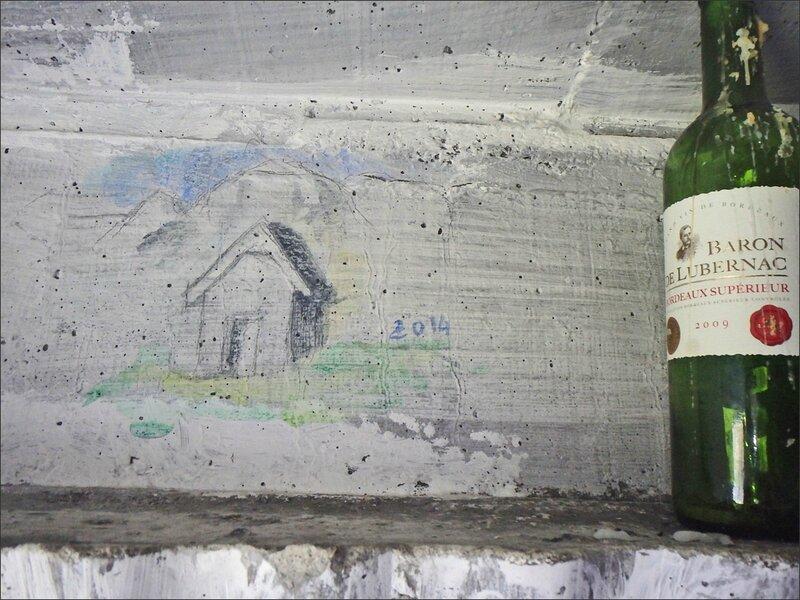 graff Troumouse 270615 maison bouteille