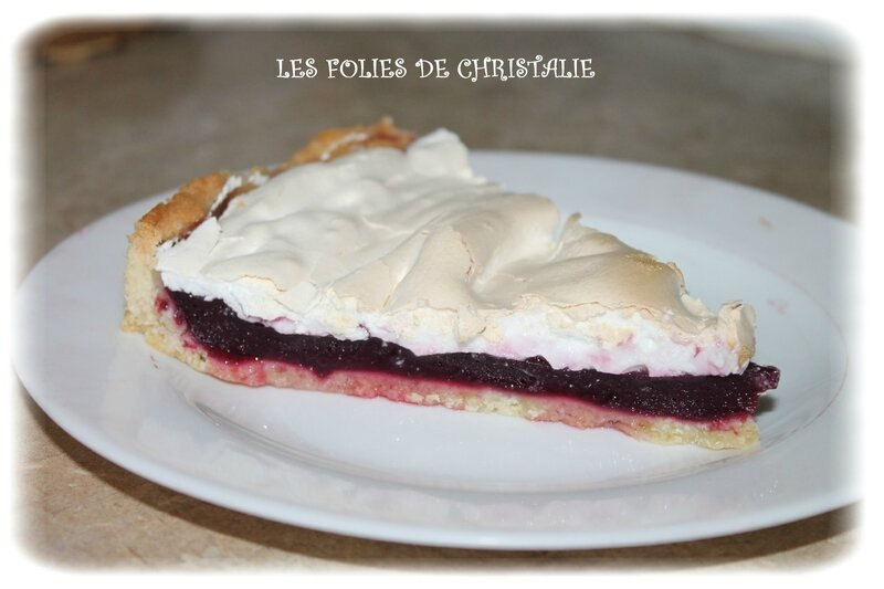 Tarte fruits rouges 9