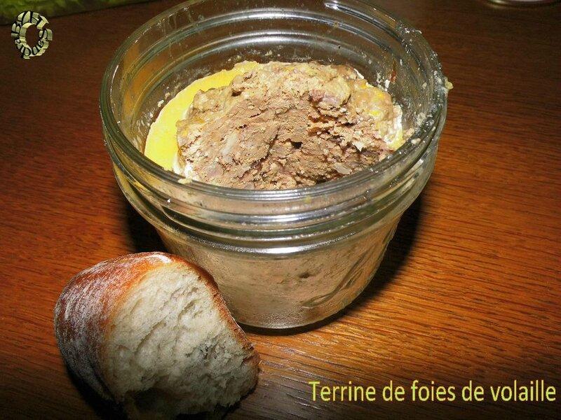 0813 Terrine de foies de volaille 1