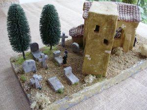 vue cimetière