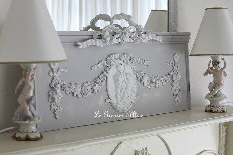 le grenier d 39 alice shabby chic et romantique french decor part 6. Black Bedroom Furniture Sets. Home Design Ideas