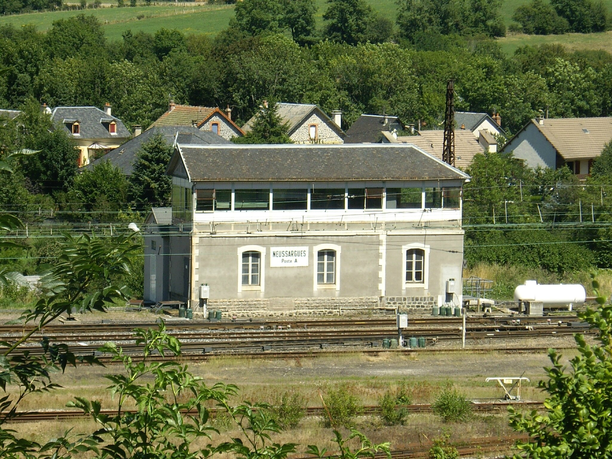 Neussargues - Poste A (Cantal - 15)
