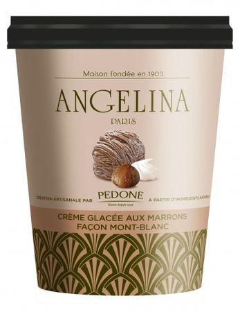 angelina creme glacee marrons