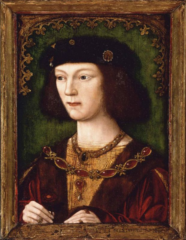 Young Portraits of Henry Viii Portrait of Henry Viii