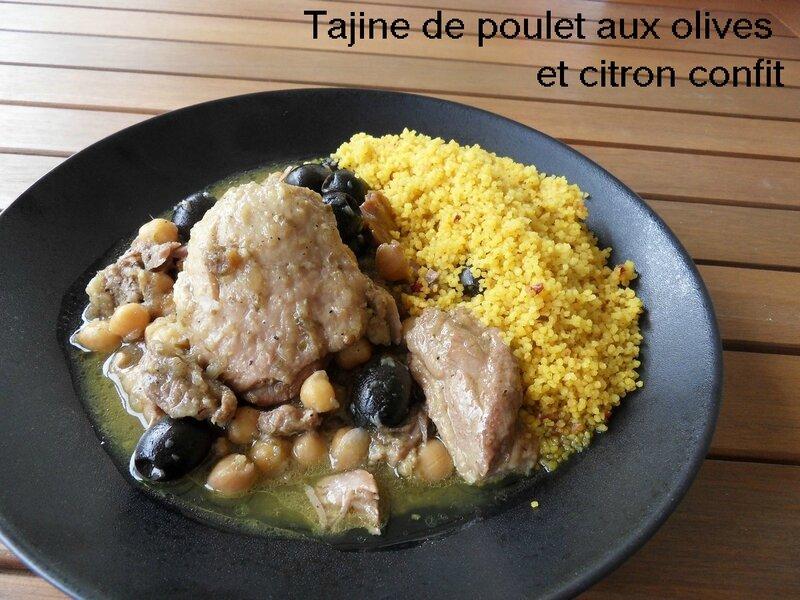 tajine de poulet aux olives et citron confit1