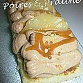 Dessert Poire & Praliné 3