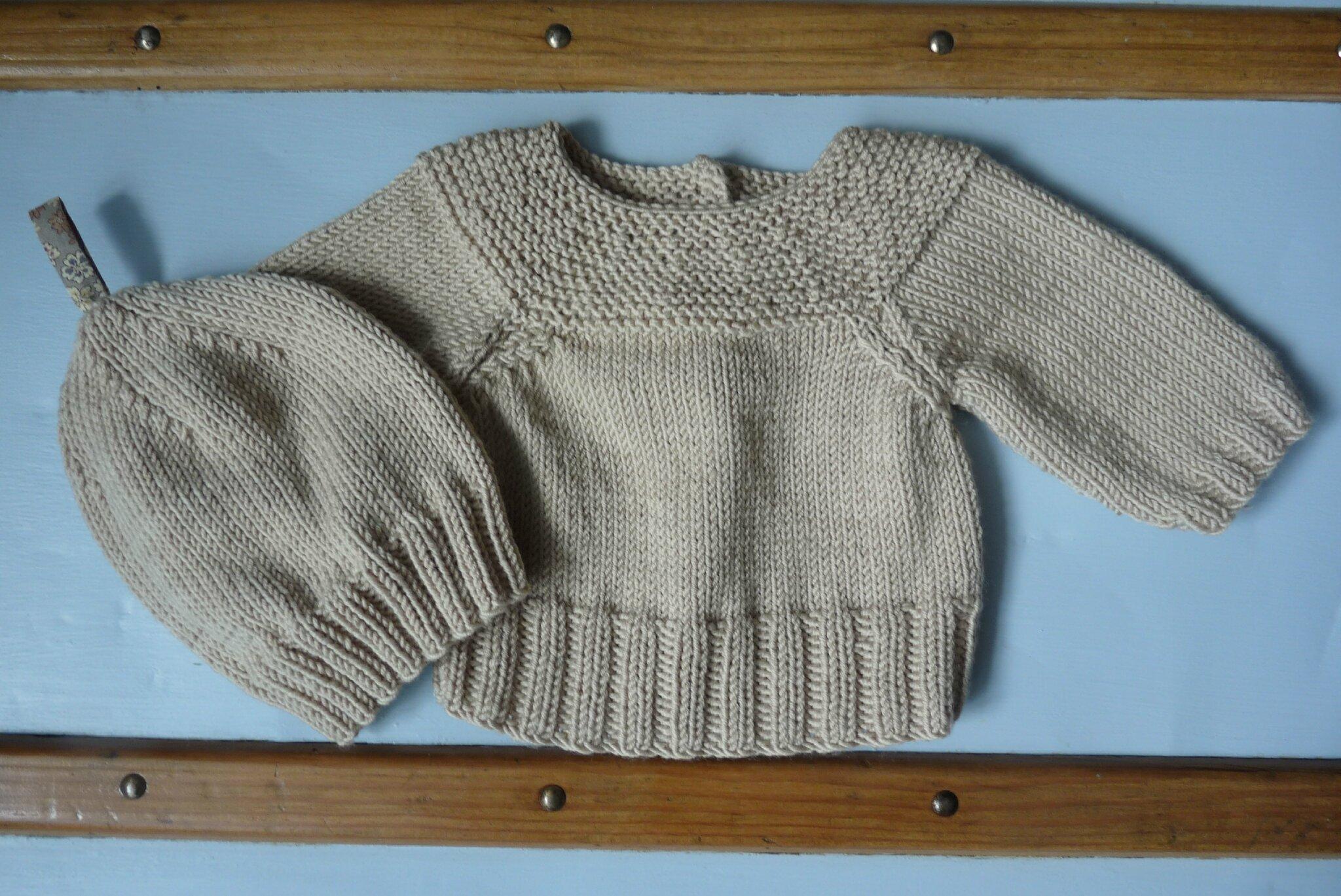 la fée tricote encore !