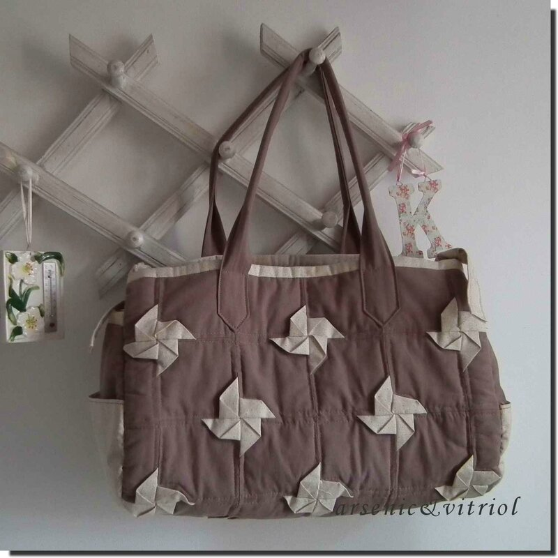 sac taupe moulin a vent