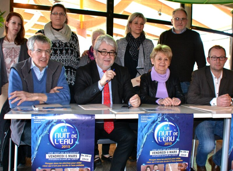 NUIT DE L'EAU 2015 CONF PRESSE groupe