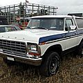 Ford Bronco Ranger XLT 1979