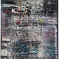 Gerhard richter's spectacular abstraktes bild to lead sotheby's contemporary art evening auction