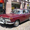 BMW 2000 Neue Klasse berline 4 portes 1970 Gundelfingen (1)