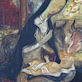 Lê phổ (1907-2001), nativité (the nativity), 1943