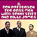 Don Patterson With Sonny Stitt And Billy James - 1965 - The Boss Men (Prestige)