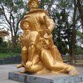 Belle statue!