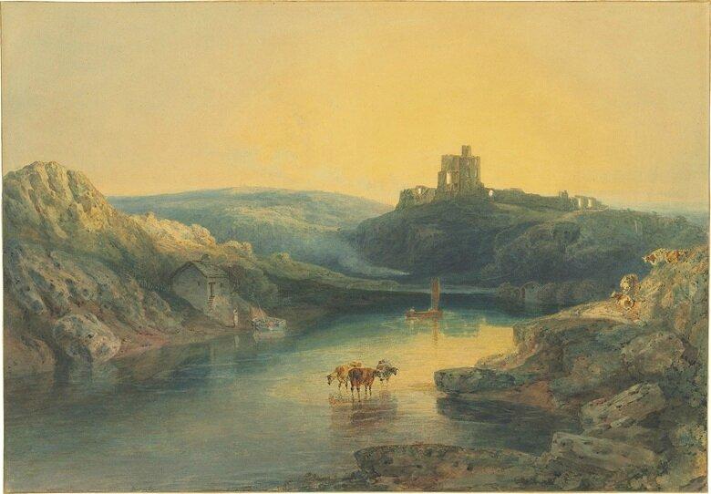 turner-norham-castle