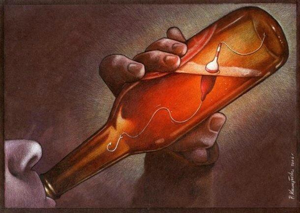 Le piège de l'alcool