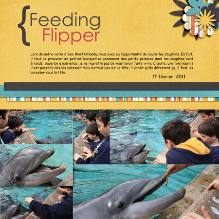 FeedingFlipper