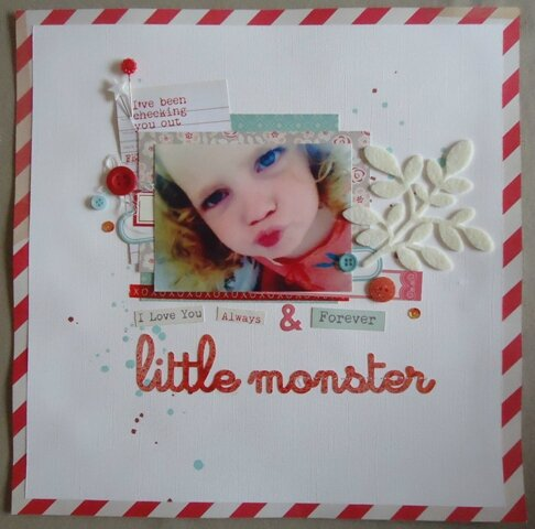 little monster catherine g