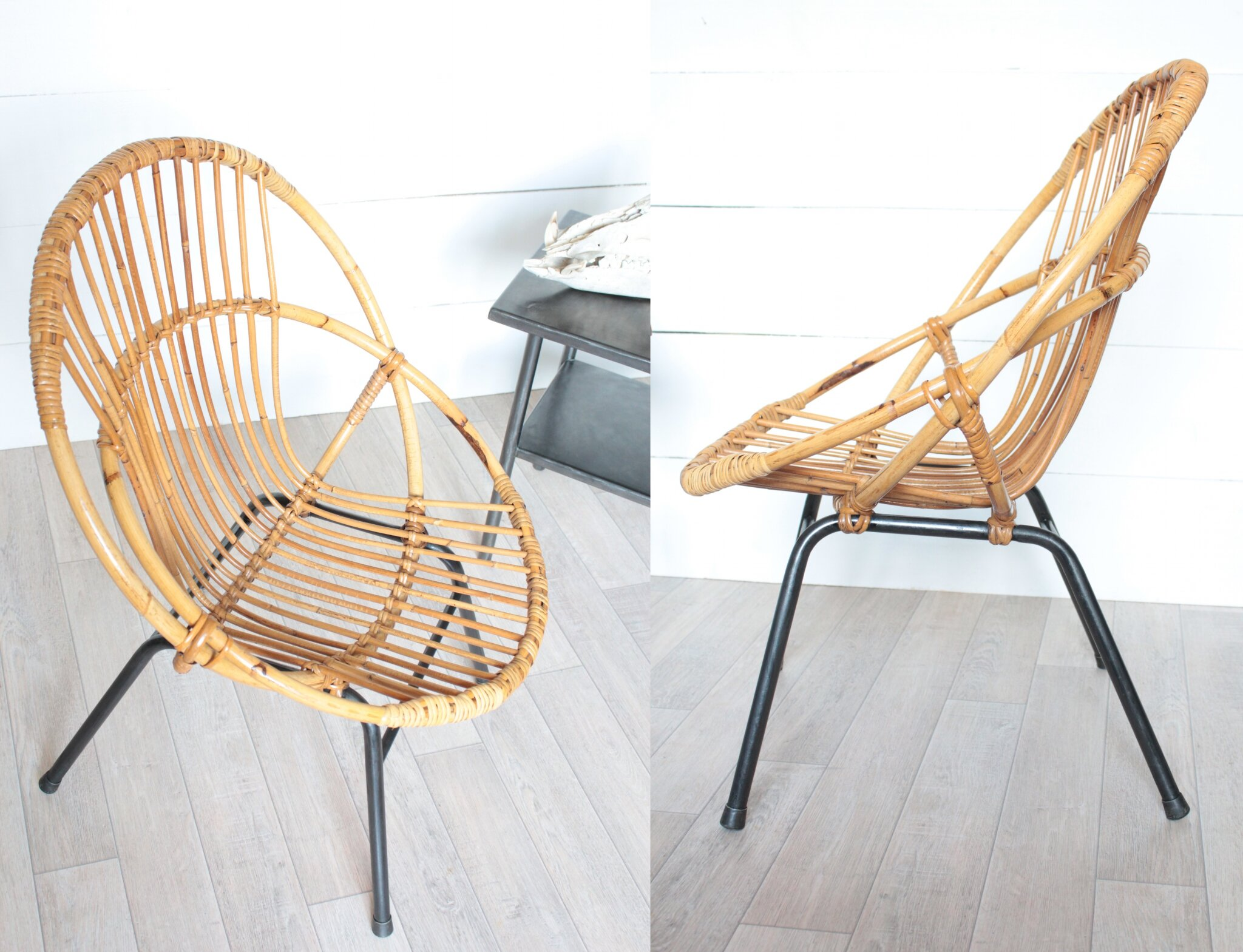 Fauteuil Rond Osier Fashion Designs - Fauteuil rotin rond