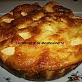Clafoutis aux pommes