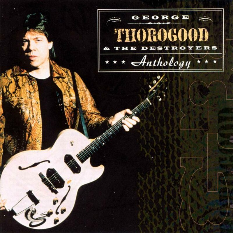 George Thorogood & The Destroyers - Anthology