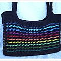 sac crochet rayé01