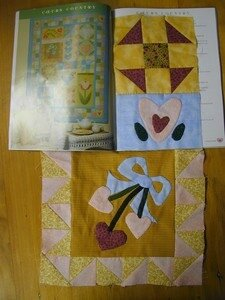 Quilt country livre