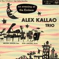 Alex Kallao Trio - 1954 - An evening at the Embers (RCA)